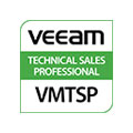 Veeam Certified Technical Sales Professional - VMTSP